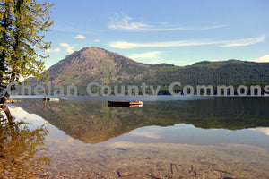 Dirtyface Mountain , JPG Image Download - Travis Knoop, Chelan County Commons