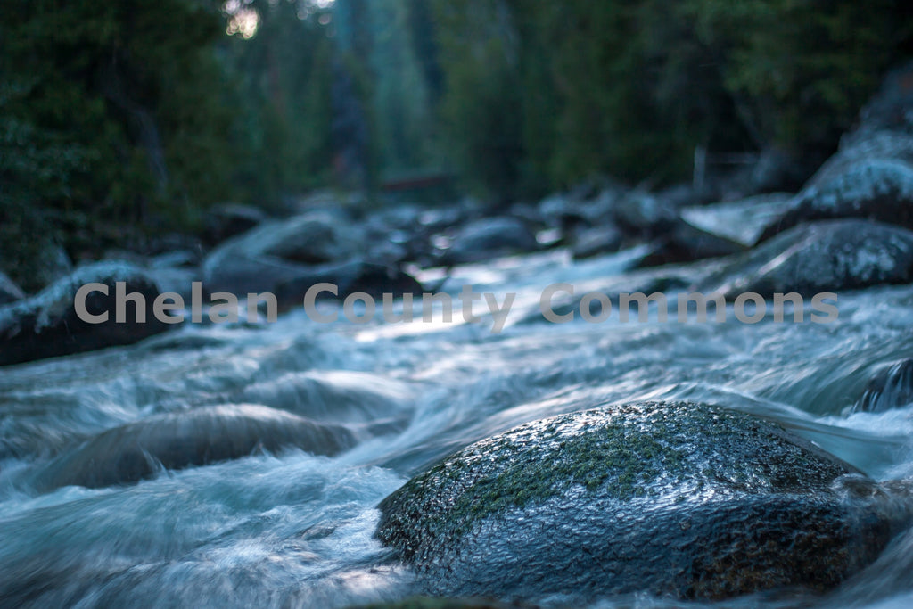 Entiat Lake Creek Rocks , JPG Image Download - Josh Cadd, Chelan County Commons