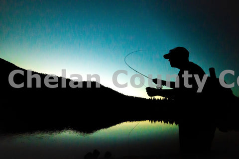Night Fly Fishing at Upper Wheeler Reservoir