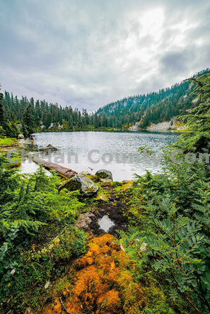 Glasses Lake , JPG Image Download - Brian Mitchell, Chelan County Commons