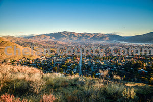 Wenatchee Western Ave. , JPG Image Download - Brian Mitchell, Chelan County Commons