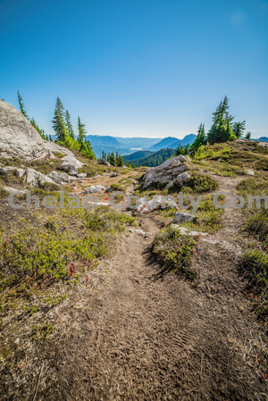 Labyrinth Mountain Trails , JPG Image Download - Brian Mitchell, Chelan County Commons