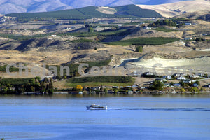 Lady of the Lake Chelan , JPG Image Download - Richard Uhlhorn, Chelan County Commons