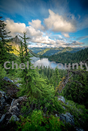 Lake Valhalla Beauty , JPG Image Download - Brian Mitchell, Chelan County Commons