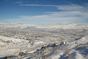 Snowy Wenatchee Landscape , JPG Image Download - Travis Knoop, Chelan County Commons