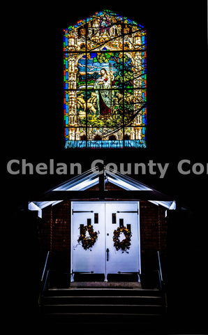 Cashmere Church Stained Glass