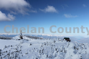 Mission Ridge Summit , JPG Image Download - Megan Lewis, Chelan County Commons