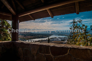Ohme Gardens Viewpoint , JPG Image Download - Brian Mitchell, Chelan County Commons
