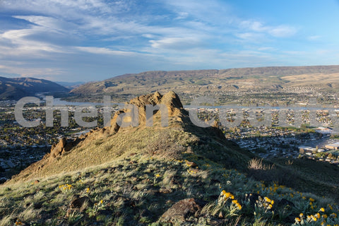 Saddle Rock View Wenatchee