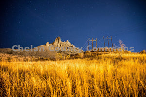 Saddlerock Starry Night , JPG Image Download - Brian Mitchell, Chelan County Commons