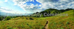 Sage Hills Panorama , JPG Image Download - Heidi Swoboda, Chelan County Commons