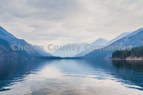 Lake Chelan View from Stehekin