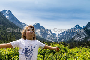 Stuart Lake Boy , JPG Image Download - Josh Cadd, Chelan County Commons