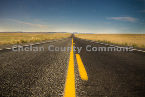 Waterville Highway , JPG Image Download - Josh Cadd, Chelan County Commons