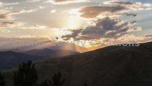 Heavenly Sunset , JPG Image Download - Travis Knoop, Chelan County Commons