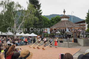 Maifest Alpenhorns , JPG Image Download - Randy Dawson, Chelan County Commons