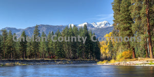 Big Jim Mountain Wide Angle Fall , JPG Image Download - Travis Knoop, Chelan County Commons