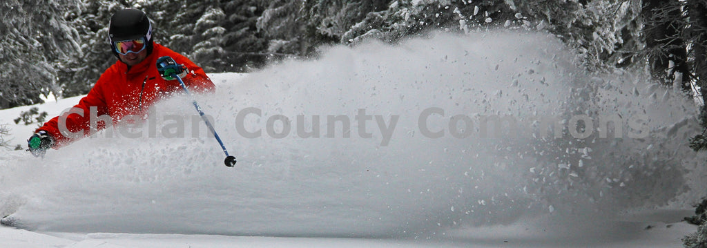 Big Powder Slash , JPG Image Download - Jared Eygabroad, Chelan County Commons