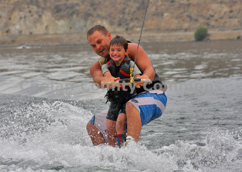 Father & Son Wakeboard