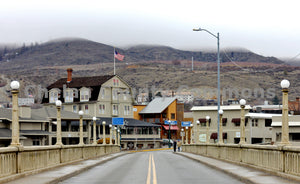 Welcome to Lake Chelan - Cloudy , JPG Image Download - Jared Eygabroad, Chelan County Commons