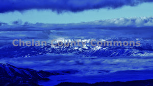 Majestic Clouds & Cascades , JPG Image Download - Jared Eygabroad, Chelan County Commons