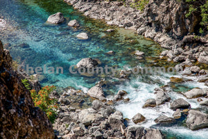 Chelan Falls Rapids , JPG Image Download - Travis Knoop, Chelan County Commons