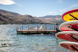 Lake Chelan SUP , JPG Image Download - Travis Knoop, Chelan County Commons