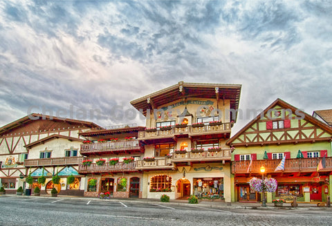 Downtown Bavarian Leavenworth