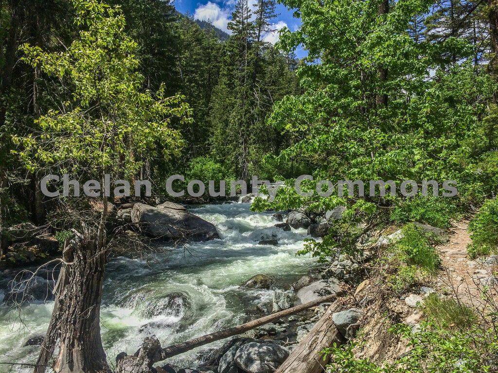 Ingalls Creek , JPG Image Download - Travis Knoop, Chelan County Commons