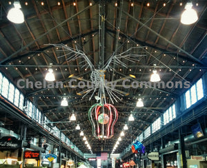 Inside Ceiling at Pybus Market , JPG Image Download - Jared Eygabroad, Chelan County Commons