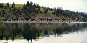 Lake Chelan Ferry , JPG Image Download - Travis Knoop, Chelan County Commons