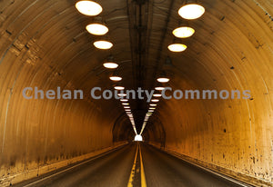 Highway 97 Tunnel , JPG Image Download - Jared Eygabroad, Chelan County Commons