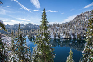 Lake Valhalla , JPG Image Download - Travis Knoop, Chelan County Commons