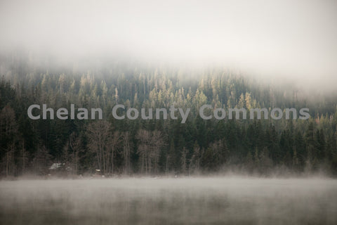 Misty Lake Wenatchee