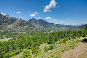 Leavenworth Valley in Spring , JPG Image Download - Travis Knoop, Chelan County Commons