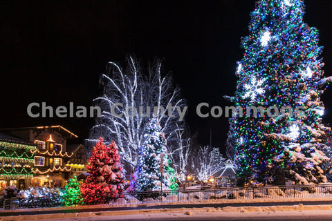 Leavenworth Christmas Tree