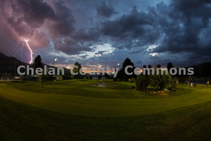 Mini Golf Lightning Strike , JPG Image Download - Jared Eygabroad, Chelan County Commons
