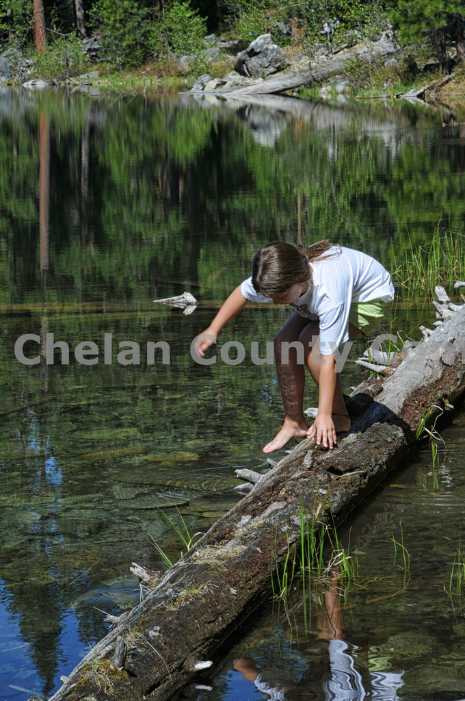 Alpine Lake Playing , JPG Image Download - Heidi Swoboda, Chelan County Commons