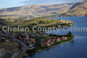 Lower Lake Chelan Condos , JPG Image Download - Richard Uhlhorn, Chelan County Commons