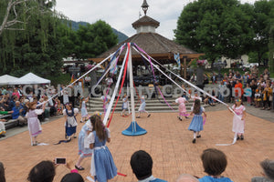 Ring Around the Maifest Pole , JPG Image Download - Randy Dawson, Chelan County Commons
