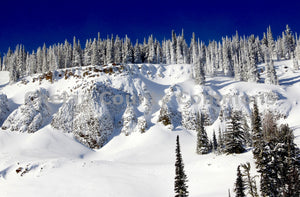 Bomber Cliffs - Mission Ridge , JPG Image Download - Jared Eygabroad, Chelan County Commons
