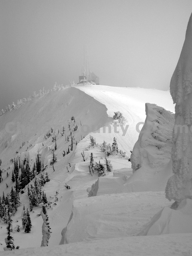 Mission Ridge Ridge Line , JPG Image Download - Travis Knoop, Chelan County Commons