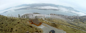 Foggy Lake Chelan Morning , JPG Image Download - Jared Eygabroad, Chelan County Commons