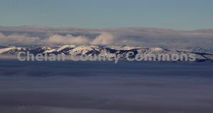 Scenic Inversion Layer Mountains , JPG Image Download - Jared Eygabroad, Chelan County Commons
