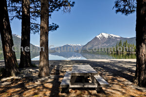Lake Wenatchee State Park , JPG Image Download - Travis Knoop, Chelan County Commons
