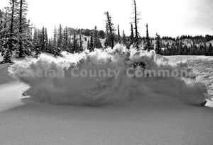 Powder Xplosion , JPG Image Download - Jared Eygabroad, Chelan County Commons