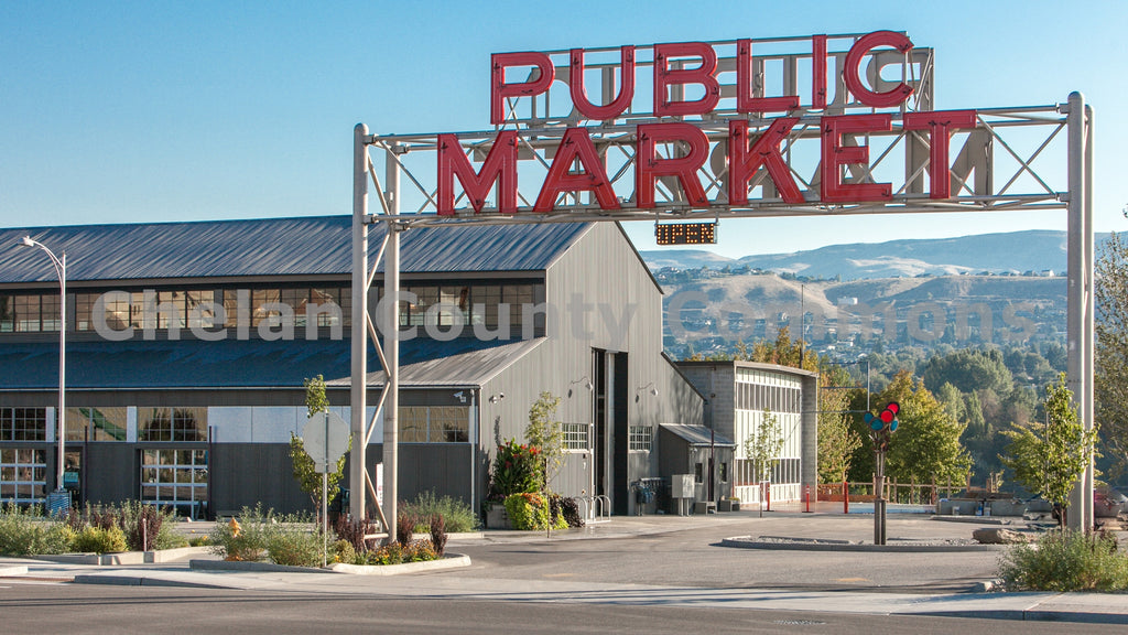 Pybus Public Market , JPG Image Download - Travis Knoop, Chelan County Commons
