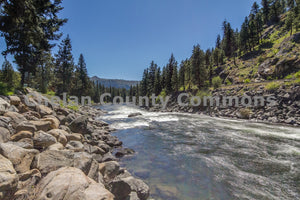 Tumwater River in Spring , JPG Image Download - Travis Knoop, Chelan County Commons