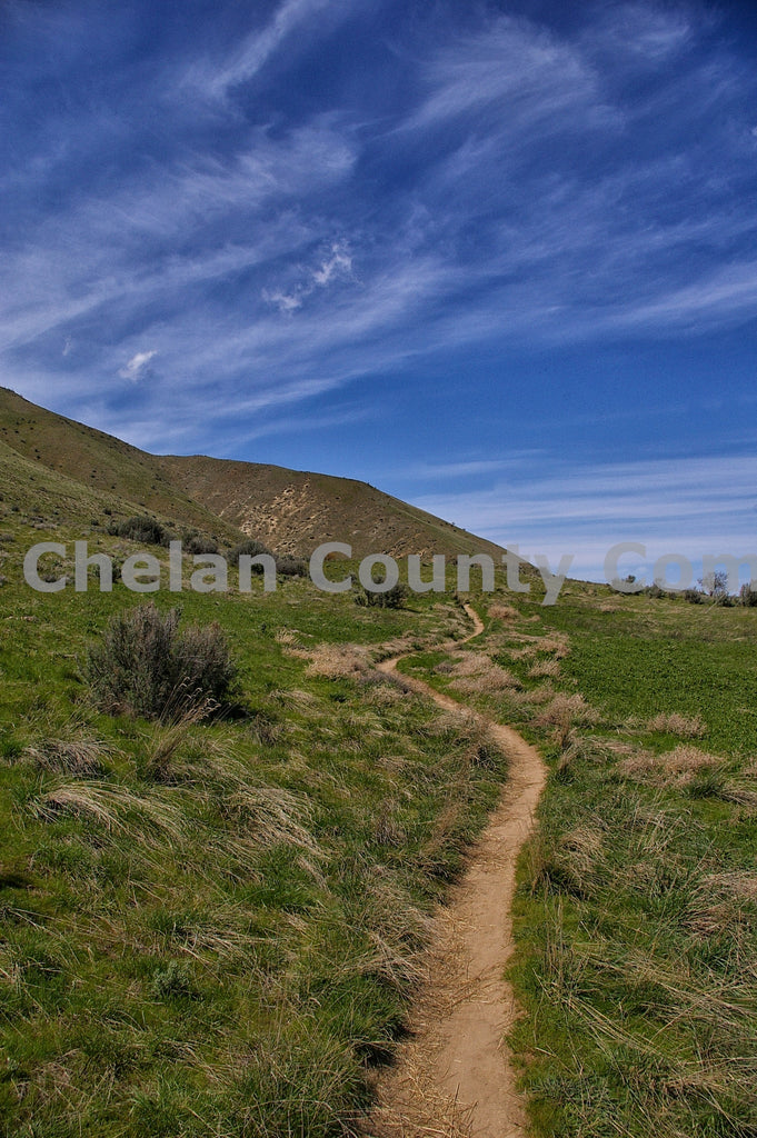 Sage Hills Trails , JPG Image Download - Steve Scott, Chelan County Commons