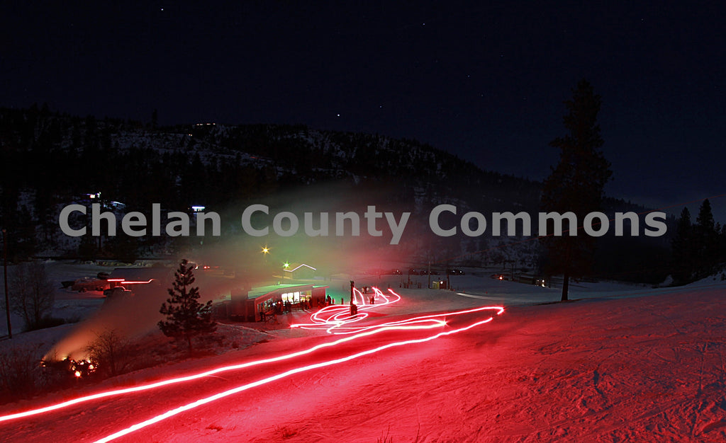 Echo Valley Torchlight , JPG Image Download - Jared Eygabroad, Chelan County Commons